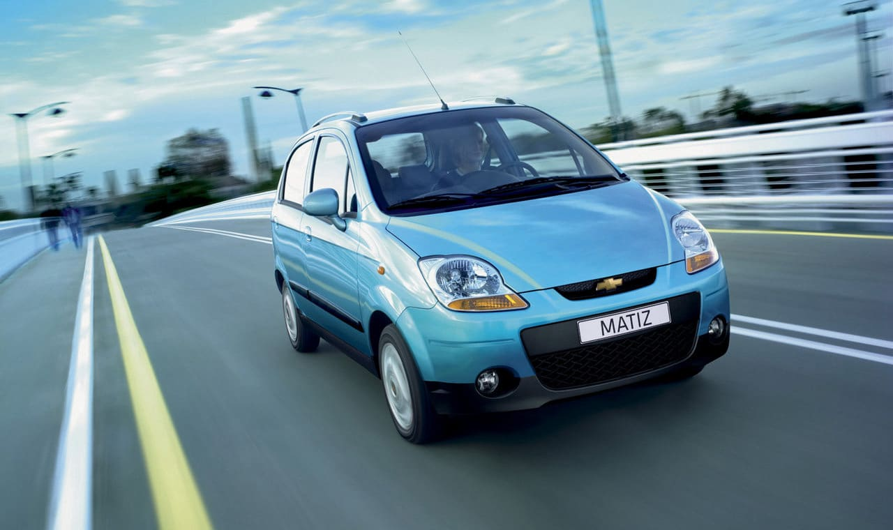rent a car in rodos chevrolet matiz